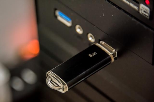 パソコンUSBポートの規格(USB3.0)を調べる方法