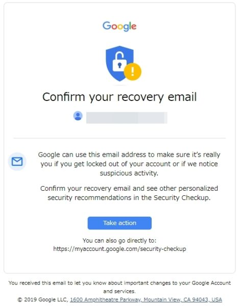 Help us protect you: Security advice from Google