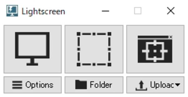 デスクトップキャプチャソフト Lightscreenのインストール方法と使い方